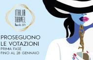 Italia Travel Awards: prolungate le votazioni della prima fase