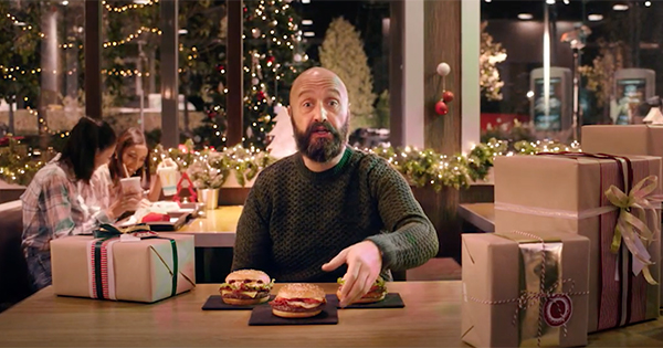 McDonald's lancia i nuovi hamburger My Selection con una campagna firmata da Leo Burnett