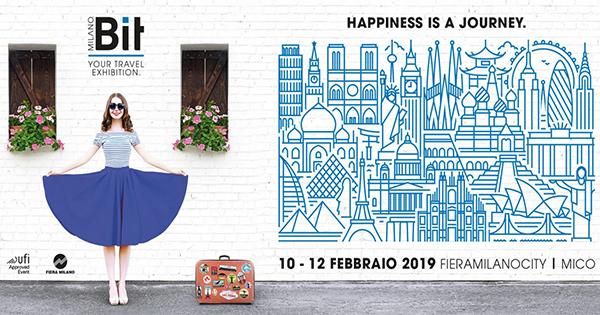 Bit - Borsa Internazionale del Turismo 2019 – Milano