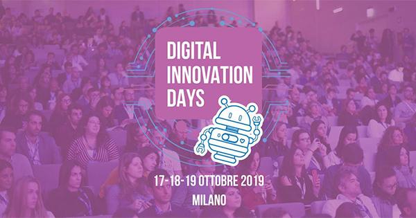 Digital Innovation Days Italy 2019 - Milano