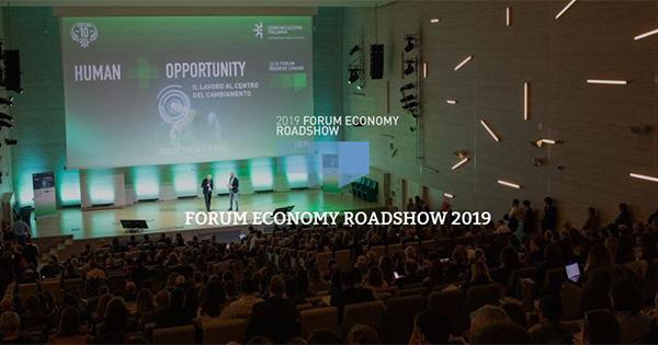 Forum Economy Roadshow 2019 - Bologna