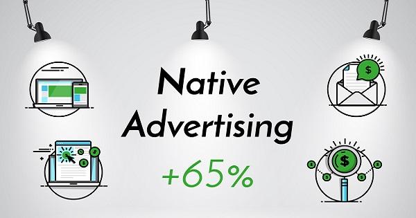 Il mercato del web marketing nel 2018, incremento del +65% nel Native Advertising