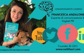 #ConsapevolmenteConnessi: la rubrica di Francesca Anzalone – 12