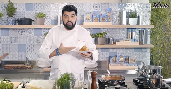 Voiello con Cannavacciuolo su YouTube per un progetto inedito di content food production firmato The Big Now