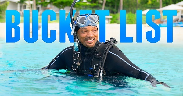 Will Smith's Bucket List debutta su Facebook Watch