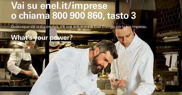 Enel Energia lancia la nuova campagna per le imprese. Firma Saatchi & Saatchi