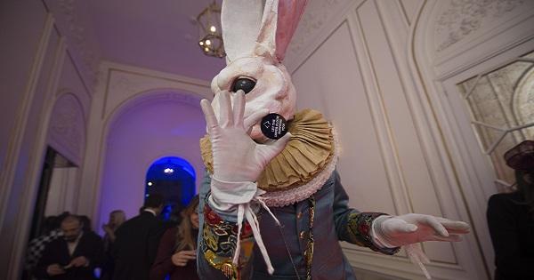 The Surrealistic Night: una notte a Palazzo Dama per celebrare l'ingresso di Sweetguest sul mercato della capitale