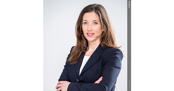 Airbus nomina Julie Kitcher EVP Communications and Corporate Affairs