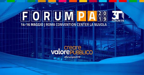 FORUM PA 2019 - Roma