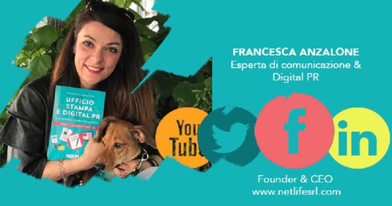 #ConsapevolmenteConnessi: la rubrica di Francesca Anzalone – 13
