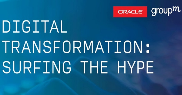 GroupM & Oracle insieme per affiancare i brand nella digital transformation