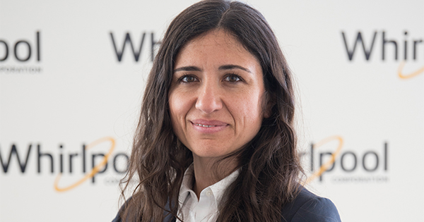 Natalia Sellibara è il nuovo Direttore Marketing di Whirlpool Italia