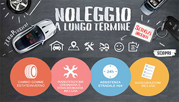Preventivo Noleggio a lungo termine