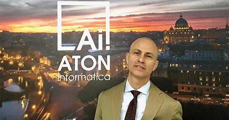Luigi Maracino è il nuovo Cyber Security Manager di Aton Informatica
