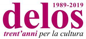 Logo di Delos ufficio stampa