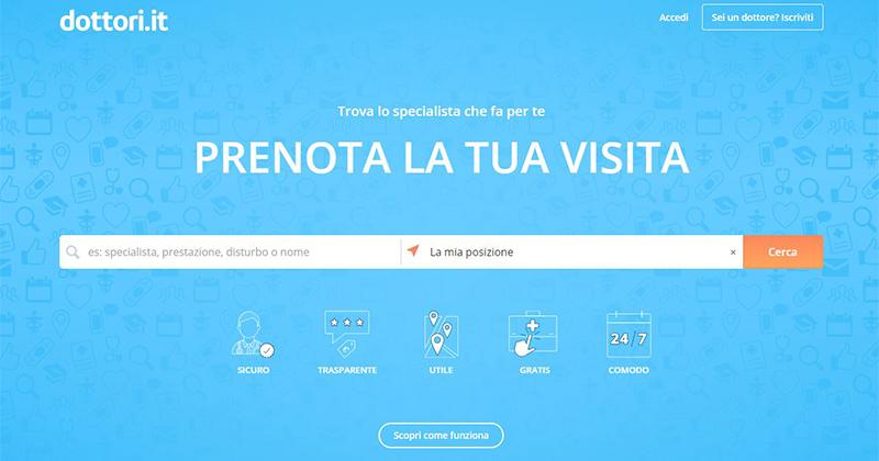 Dottori.it annuncia accordo con Google per la ricerca del medico online