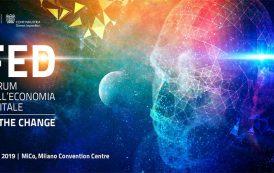 Be the Change: al via a Milano la quarta edizione di FED - Forum dell'Economia Digitale