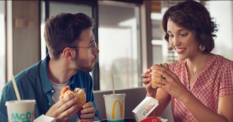 Da McDonald's arrivano le McChicken Variation, i nuovi panini creati con GialloZafferano