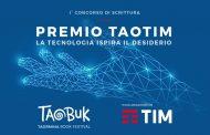 I vincitori di TaoTIM, il riconoscimento promosso da TIM per i nuovi talenti letterari nell'ambito di Taobuk 2019