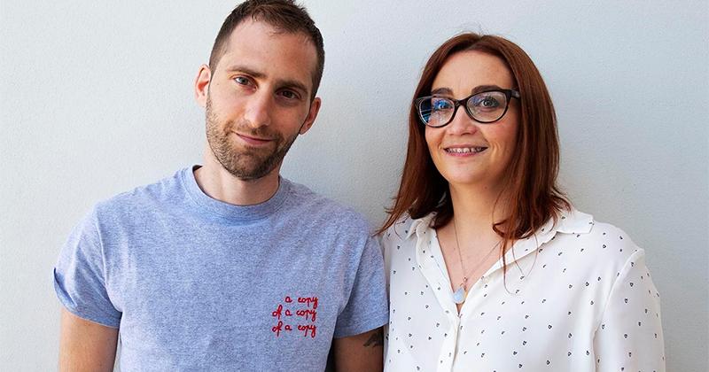 Nuova coppia creativa in Acqua Group: arrivano Stefania Ferro e Nunzio Tomasello