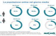 Dati Audiweb internet audience: a maggio online 33,9 milioni di utenti unici