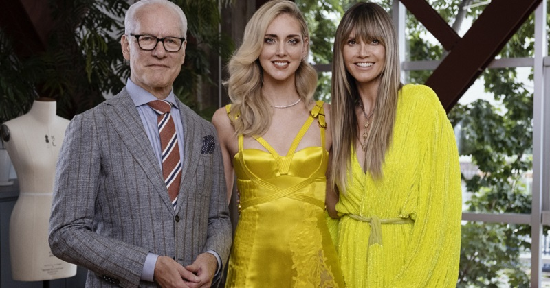 Chiara Ferragni si unisce a Making the Cut su Amazon Prime Video