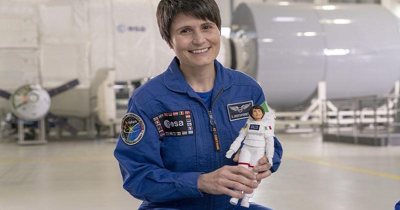 Barbie e l'Agenzia Spaziale Europea lanciano una nuova collaborazione