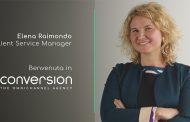 Conversion: Elena Raimondo nuova Client Service Manager settore Pharma