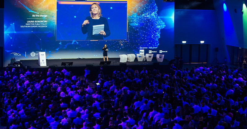 FED 2019 - Be The Change: innovazione e digitale propulsori per la crescita del Paese