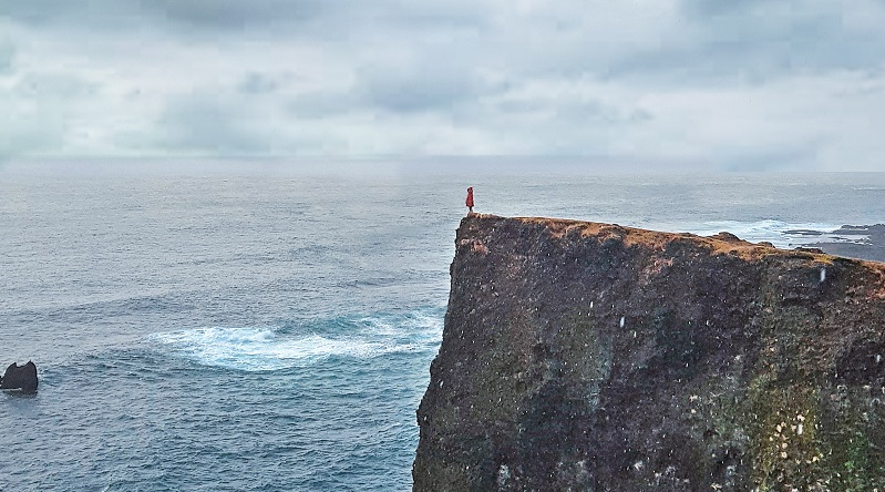 Federica Di Nardo Islanda