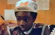 Nei ciak di Stranger Things di Netflix, il cappello vintage di Ariostea