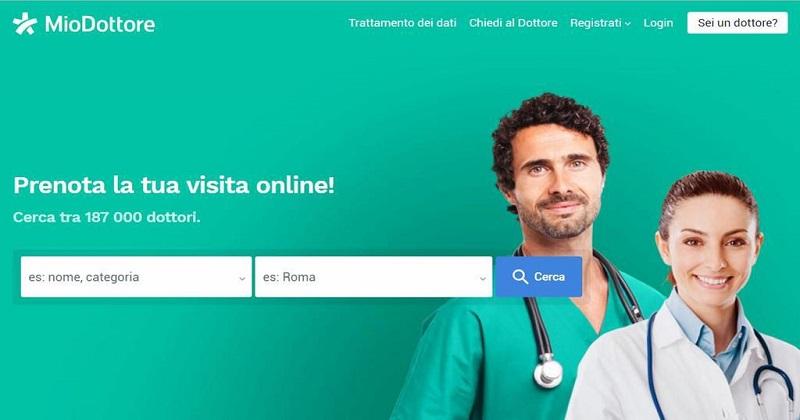 MioDottore annuncia la nuova partnership con Google: cerca, trova e prenota con un clic