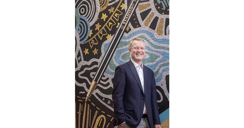 STABILO International: Horst Brinkmann Direttore Generale del settore Strumenti di scrittura
