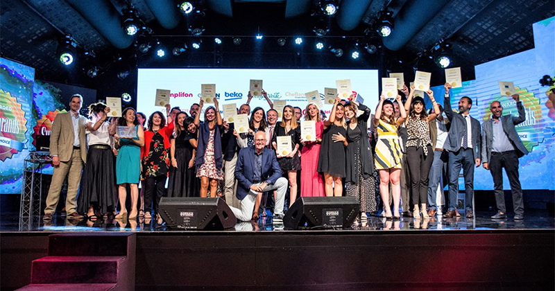 Superbrands Summer Party: a Milano premiate le migliori marche in Italia