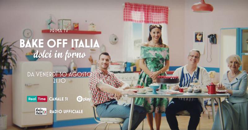 Kenwood torna protagonista nella nuova edizione di Bake Off Italia