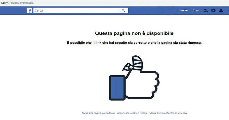 Facebook contro Casapound e Forza Nuova: oscurate le pagine e i profili connessi