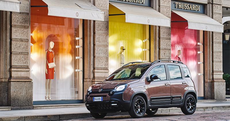 "Arriva la nuova Fiat Panda Trussardi: la prima ""luxury Panda"""