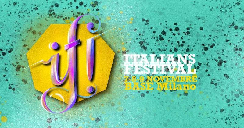 IF! Italians Festival 2019 annuncia i primi ospiti internazionali e le tappe di IF!OnTour