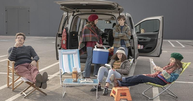 """Il legame tra Citroën Italia e il cinema si rinnova con """"Mio fratello rincorre i dinosauri"""""""