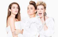 OLAZ presenta la campagna #Fearless con Matilde Gioli, Nilufar Addati e Nina Sophie Rima