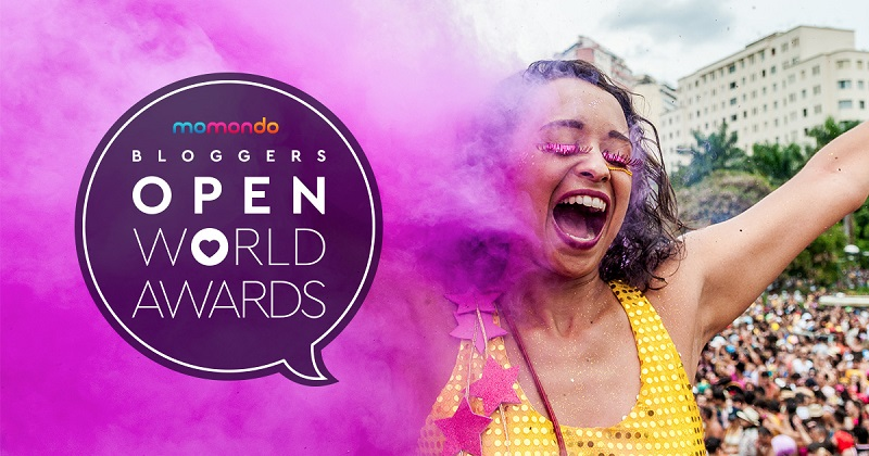 momondo presenta la seconda edizione dei Bloggers' Open World Awards