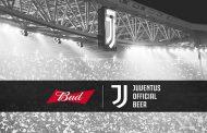 """Bud diventa """"Official beer"""" della Juventus"""