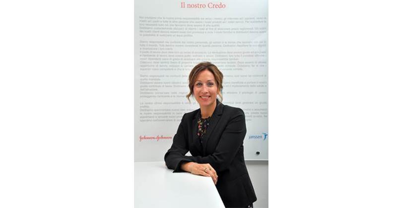 Johnson & Johnson: Chiara Ronchetti Direttore Comunicazione e Public Affairs di Janssen Italia