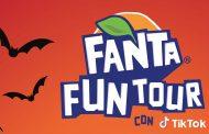 Fanta Fun Tour con TikTok: gran finale con una mega festa di Halloween