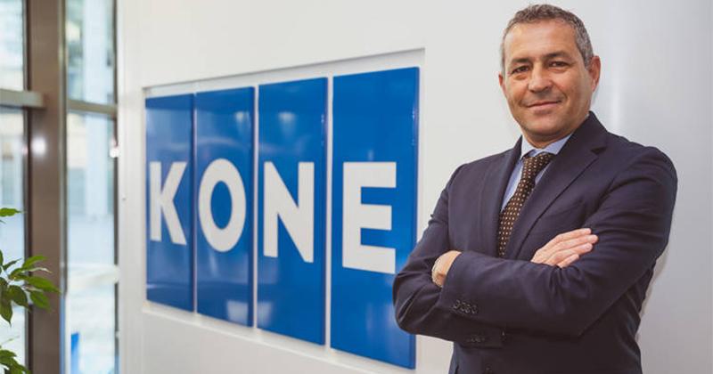 Giovanni Lorino nuovo AD di Kone Italia