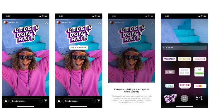 Instagram ha annunciato il roll out della funzione SILENZIA