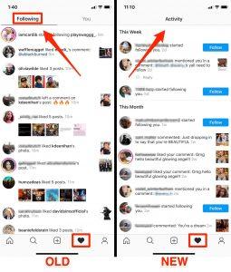 Seguiti Instagram