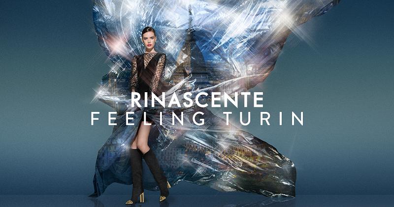 Feeling Turin: la nuova campagna Rinascente firmata Wunderman Thompson