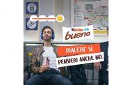 Kinder Bueno torna in comunicazione con una nuova campagna digital