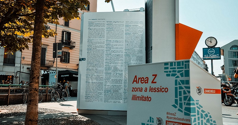 #Paroledasalvare in tour, la missione culturale di Zanichelli approda a Palermo